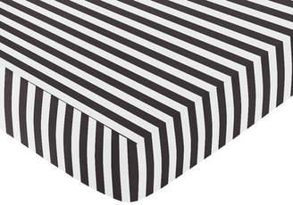 JoJo Designs Sweet Paris Fitted Crib Sheet