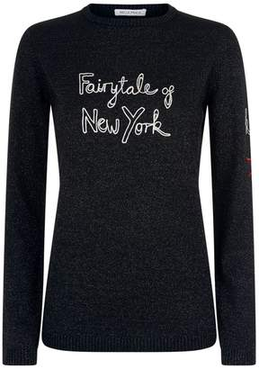 Bella Freud Fairytale of New York Sparkle Jumper