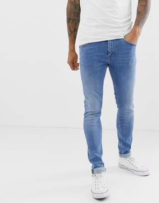 Tiger of Sweden slim fit denim jeans in light wash