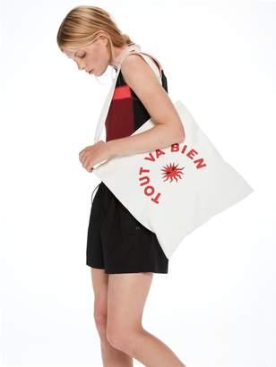 Scotch & Soda Canvas Tote Bag