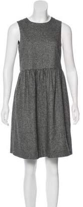 Steven Alan Wool Knee-Length Dress