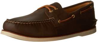Sperry Men's Gold A/O 2-Eye Boat Shoes