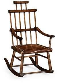 Jonathan Charles Fine Furniture Windsor Rocking Chair Jonathan Charles Fine Furniture