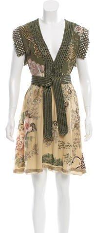GucciGucci Spring 2015 Silk Dress w/ Tags