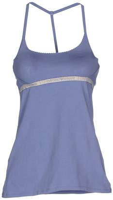 Emporio Armani Sleeveless undershirts - Item 37696211HD