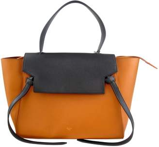 Celine Belt leather handbag