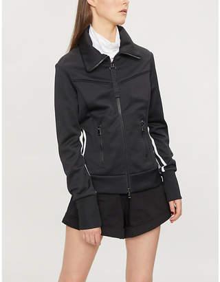 Moncler Maglia zip-up jersey jacket