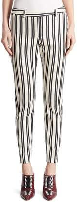 Altuzarra Women's Henri Striped Wool & Cotton Pants