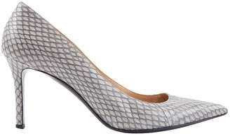 Barbara Bui Grey Water snake Heels