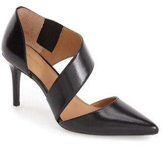 Women's Calvin Klein 'Gella' Pointy Toe Pump $108.95 thestylecure.com