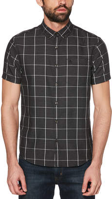 Original Penguin JASPE WINDOWPANE SHIRT