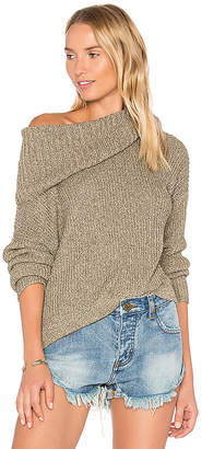 One Teaspoon Florence Roll Neck Sweater