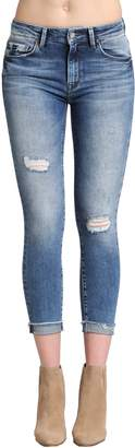 Mavi Jeans Tess Ripped Skinny Jeans