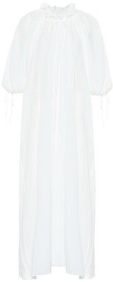 Three Graces London Almost A Honey Moon cotton dress