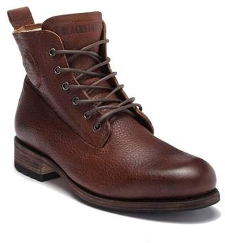 Blackstone GM 10 Genuine Shearling Lined Lace-Up City Boot