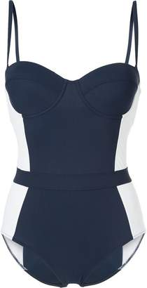 Tory Burch Lipsi one-piece swimsuit