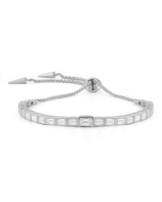 Prive Jemma Wynne Luxe Diamond Baguette Slider Bracelet