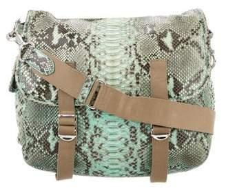 Ralph Lauren Python Crossbody Bag