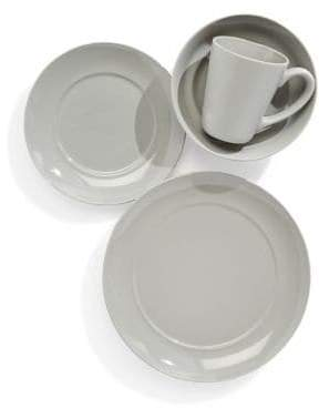 Distinctly Home Casa 16-Piece Stoneware Dinnerware Set