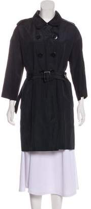Robert Rodriguez Knee-Length Trench Coat