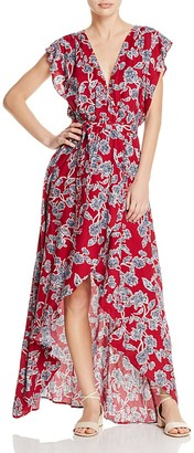 Splendid Wrap Dress $198 thestylecure.com