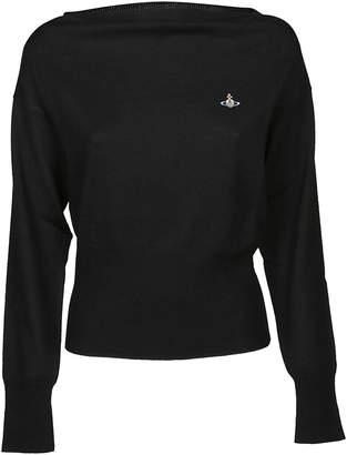 Vivienne Westwood Logo Sweater