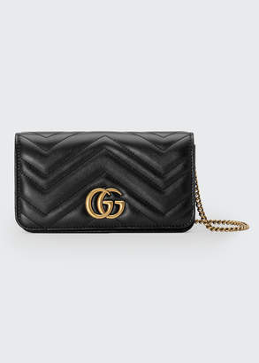 Gucci GG Marmont 2.0 Wallet On Chain