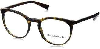 Dolce & Gabbana Men's DG3269 Eyeglasses 51mm