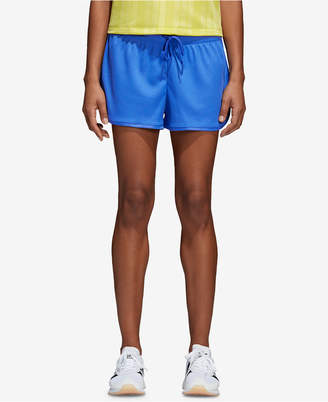 adidas Fashion League Ribbed Shorts