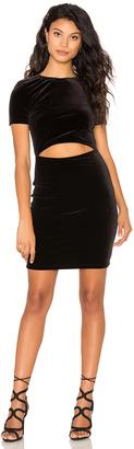 BEC & BRIDGE Midnight Sage Tee Dress $200 thestylecure.com