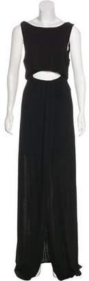 A.L.C. Cutout Maxi Dress w/ Tags
