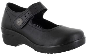 Easy Street Shoes Easy Works by Letsee Slip Resistant Clogs Women's Shoes