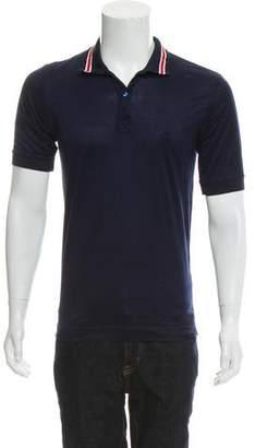 Gucci Short-Sleeve Polo
