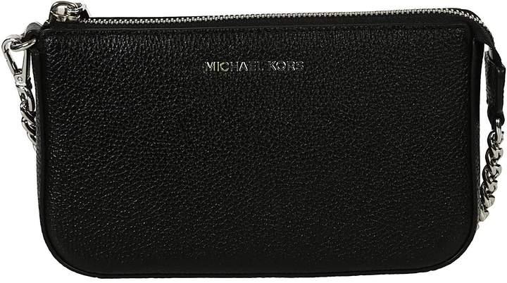 Michael Kors Crossbody Shoulder Bag - BLACK - STYLE