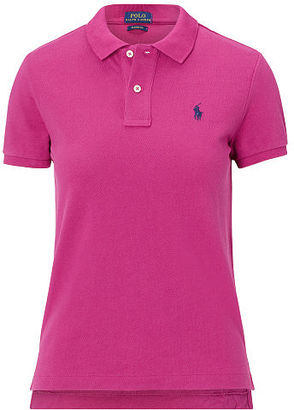 Polo Ralph Lauren Classic Fit Cotton Mesh Polo $85 thestylecure.com