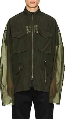 Oamc Men's M65 Tech-Organza Field Jacket
