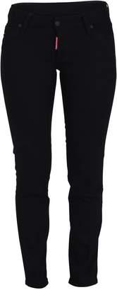 DSQUARED2 Black Denim Jeans