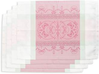 Garnier Thiebaut Garnier-Thiebaut Eugenie Placemats (Set of 4)