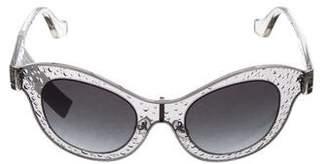Balenciaga Resin Tinted Sunglasses w/ Tags