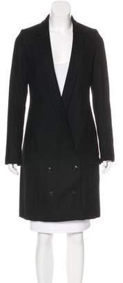 Julien David Wool Knee-Length Coat
