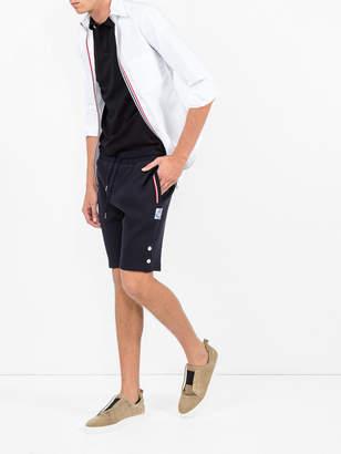 Ami Alexandre Mattiussi 'ami de coeur' polo shirt with embroidered heart