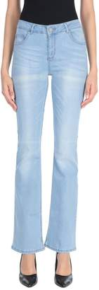 Supertrash Denim pants - Item 42728804UU
