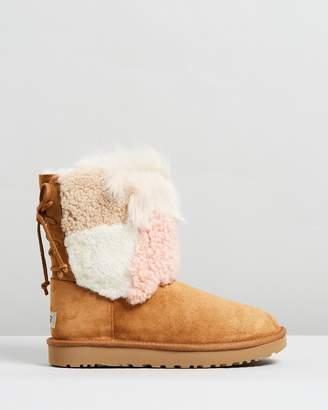 UGG Classic Short Fluff Boots - Women's
