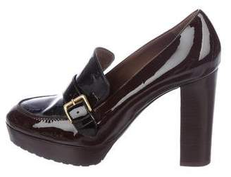 Marni Platform Loafer Pumps