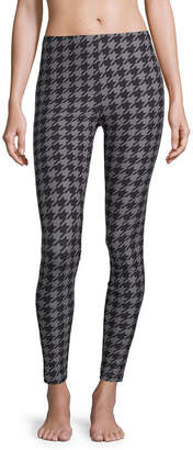 Flirtitude Geometric Knit Leggings-Juniors
