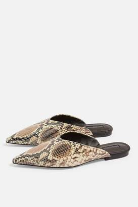 Topshop KILO Pointed Mules