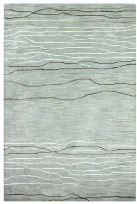 "Kenneth Mink Waves Area Rug, 5'6"" x 8'6"""