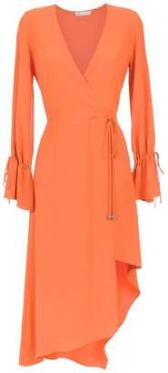 Nk asymmetric midi dress