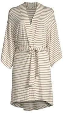 MAISON DU SOIR Florence Knit Robe