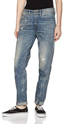 G Star Women's Midge Saddle Boyfriend Wmn Jeans,32W x 34L
